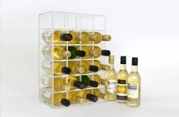 Presenting The Acrylic Design Miniature Winerack